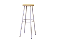 ※(倉庫品)  HIGH STOOL WHITE