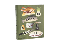 洋書/WHAT TO COOK & HOW TO COOK IT JANE HORNBY