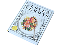 洋書 Love and Lemons cookbook
