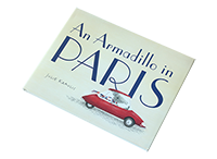 洋書 Armadillo in Paris