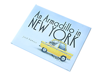 洋書 Armadillo in New York
