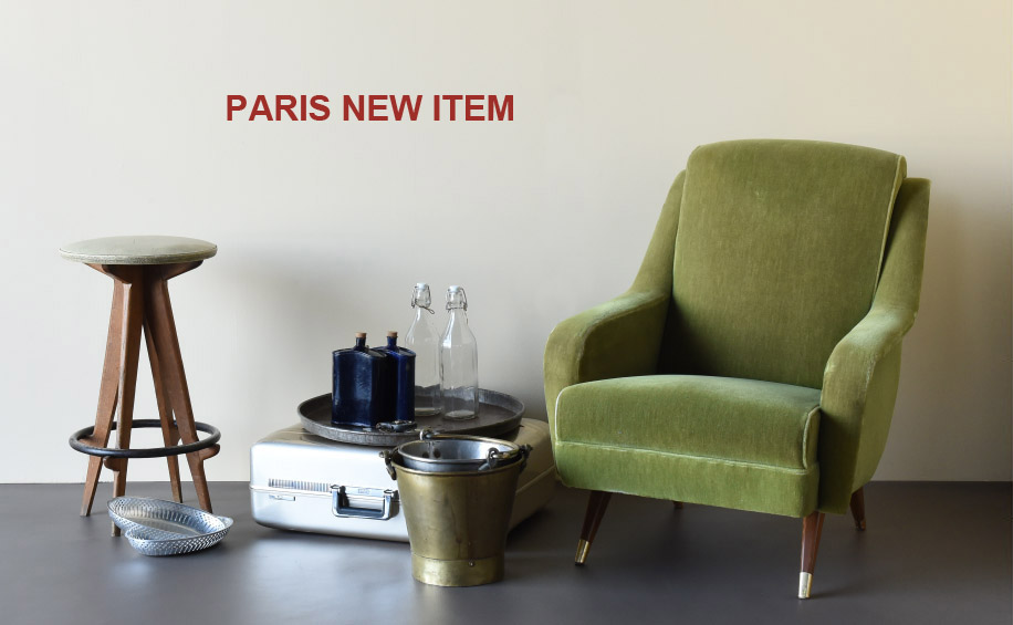 PARIS NEW ITEM